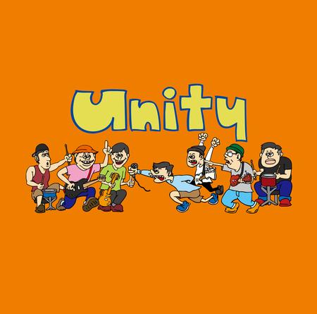 9mile & タカヤマユーテンズ『Unity』