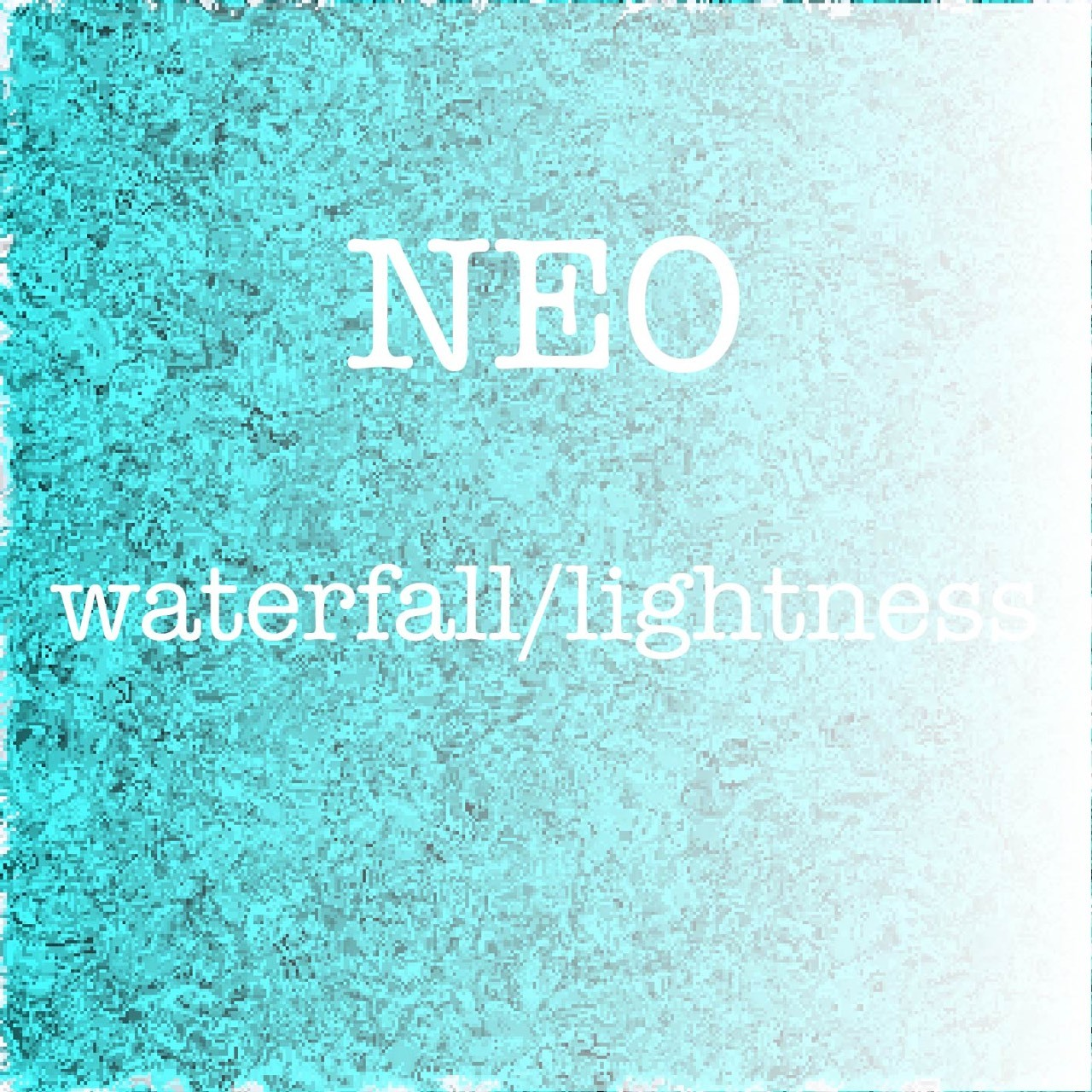 waterfall / lightness