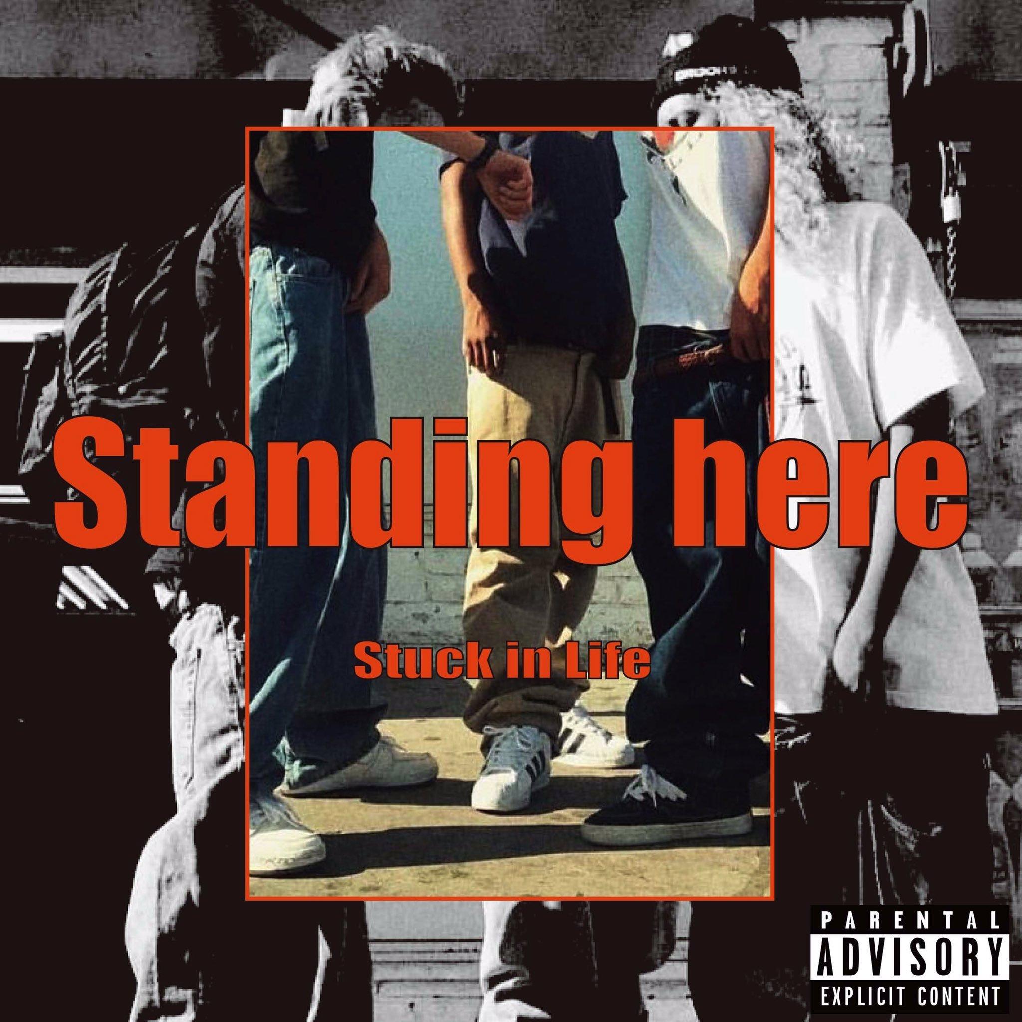 Standing here