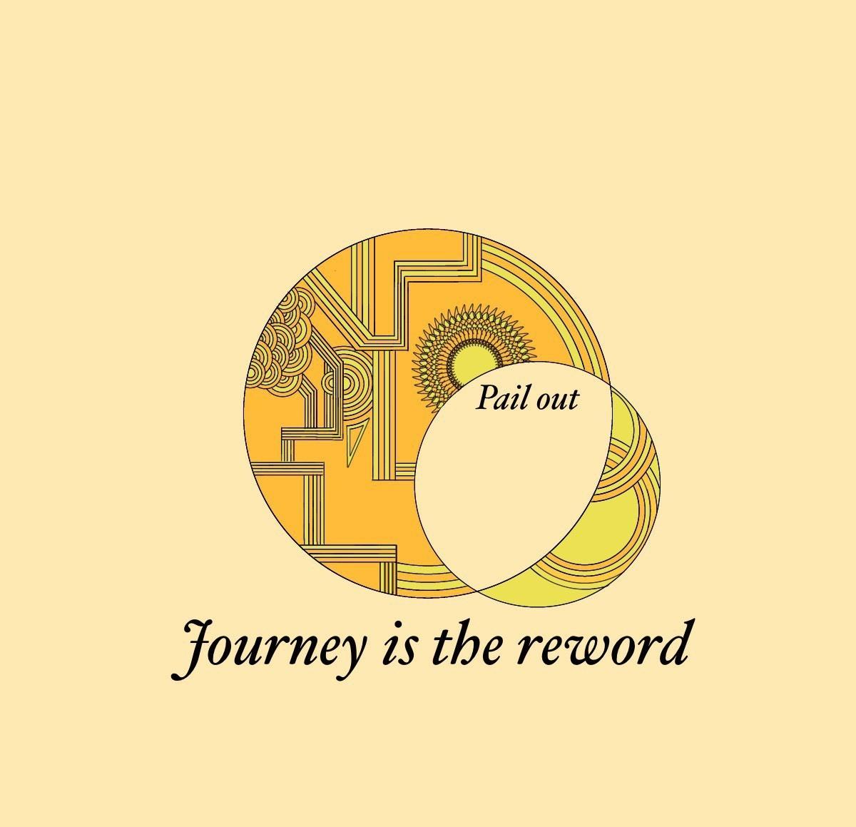 Journey is the reward