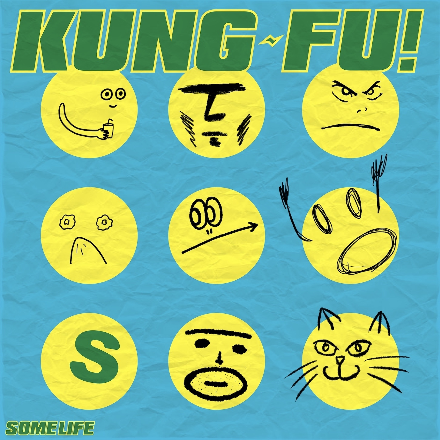 【10月14日(水)発売】KUNG-FU!