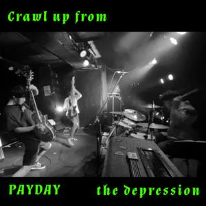 【2/23(火)発売】Crawl up from the depression